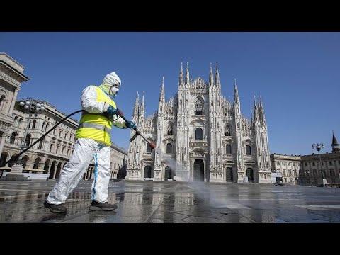 Ιταλία – COVID-19: 837 νέοι θάνατοι και 4.053 νέα κρούσματα