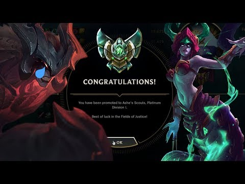 Skipping Plat 2 After I DUMPSTER An Aatrox Smurf Duo