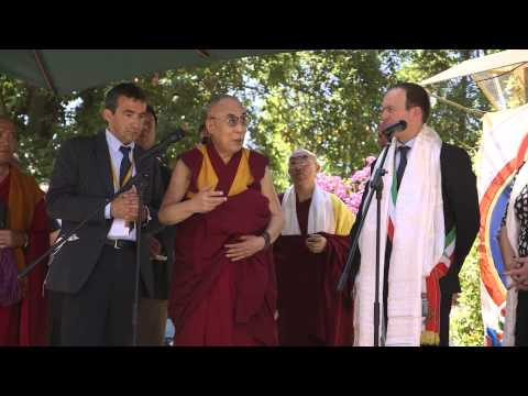 DalaiLamaItaly - June 10, 2014