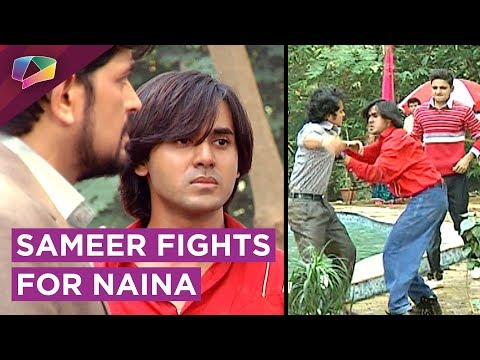 Sameer To Propose Naina   Fights For Her   Yeh Un