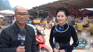Cột mốc biên giới từ thời Pháp-Thanh và chợ Mốc 53 ở biên giới Việt Trung
