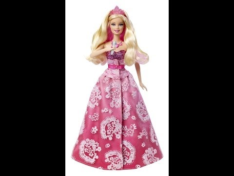 Barbie The Princess & the Popstar 2-in-1 Transforming Tori Doll Review