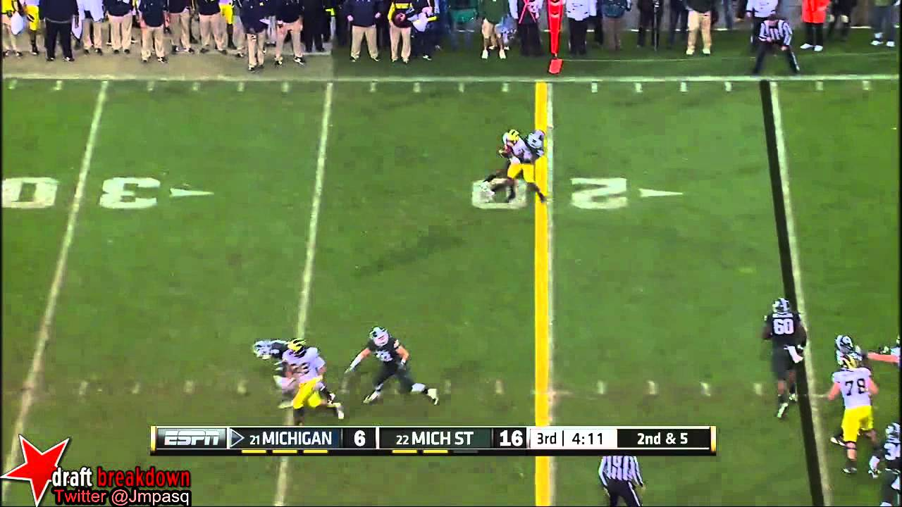 Darqueze Dennard vs Michigan (2013)
