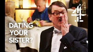 Video When You Lie and Say Your Date Is Your Sister... | Friday Night Dinner MP3, 3GP, MP4, WEBM, AVI, FLV Agustus 2018
