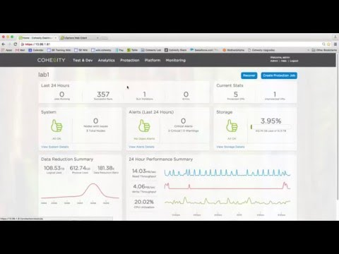 VMware Data Protection: Product Demo