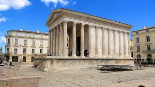 Nimes France  city images : [4K] One Day in Nîmes, Southern France (videoturysta.eu)