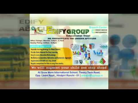 welcome to Edify Group......📚 (видео)