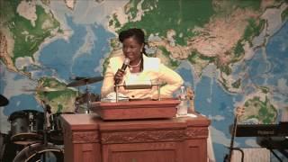 Title: Deliverance and the Kingdom of God Speaker: Dr Elizabeth FondongDate: Sunday, July 2, 2017Venue: CMFI Westminster, Maryland