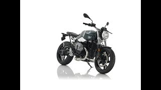 10. 2018 BMW R Nine T Pure Specs & Review