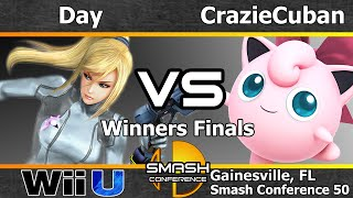 ONI|Day (ZSS) vs. CrazieCuban (Toon Link & Jigglypuff) – Winners Finals – SC50