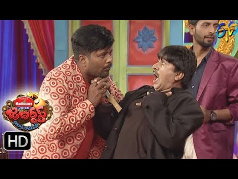 Rocket Raghava Performance | Jabardasth | 16th November 2017