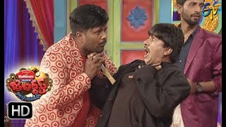Rocket Raghava Performance   Jabardasth   16th November 2017