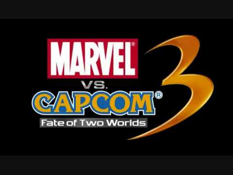 Marvel vs Capcom 3 Fate of Two Worlds OST Theme of Viewtiful Joe