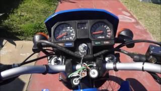6. 1997 Kawasaki KLR250