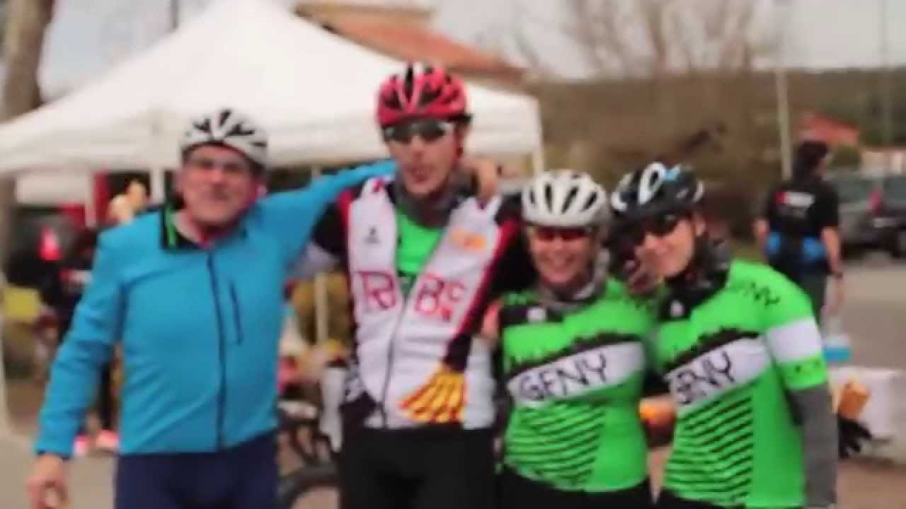 EVASIÓN TV: Gran Fondo New York Barcelona 2015