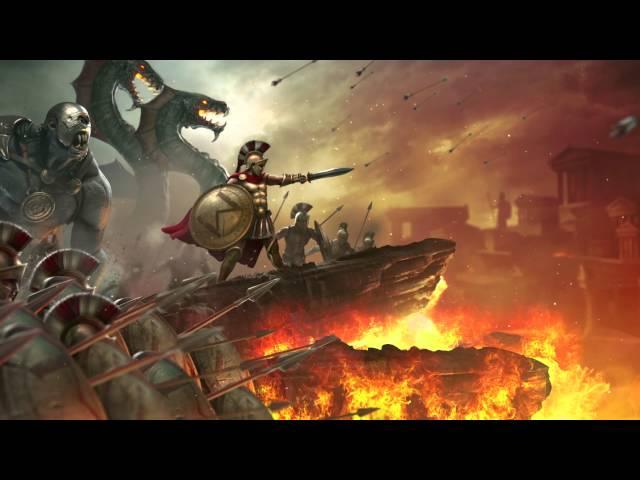 Age of Sparta - Trailer
