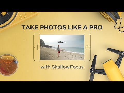 DJI Quick Tips - Spark - Take Photos Like a Pro with ShallowFocus