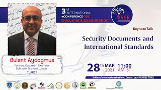 Security Documents and International Standards