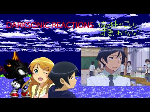 """Blind Commentary: Oreimo Season 2 Episode 1 """"My Little Sister Can't Come Back Home Again"""""""
