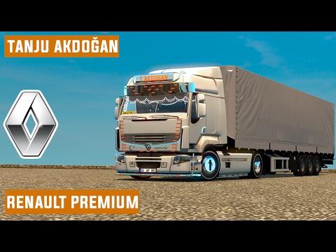 Tanju Akdogan Renault Premium + Trailer