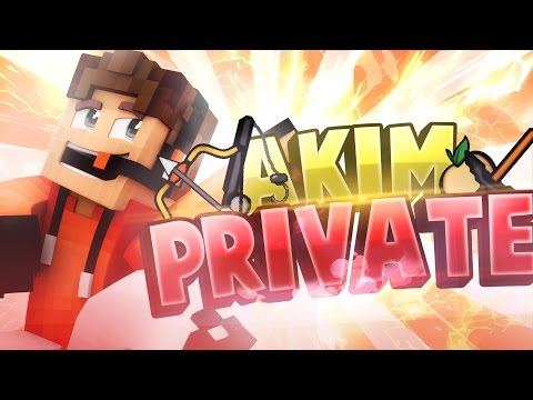 AkimPack Private Resource Pack | Minecraft Texture Pack PVP