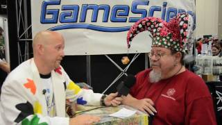 The Spiel At GenCon 2011 - Kevin Cook (Dice Collector)