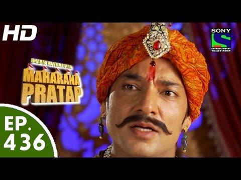 Bharat Ka Veer Putra Maharana Pratap - महाराणा प्रताप - Episode 436 - 17th June, 2015