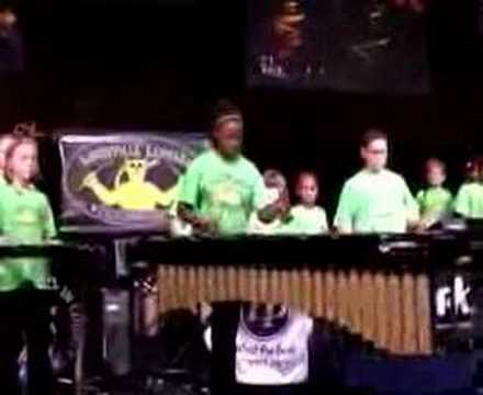 carlheanerd - The Louisville Leopard Percussionists perform at the International Association of Jazz Educators' concert in January 2006, opening for Chick Corea, Eddie Gom...