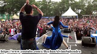 Download Video Edan Turun Langit Dadi Saksi Trio Macan Hut Timah 41 Tahun 2017 di Pulau Kundur KEPRI MP3 3GP MP4