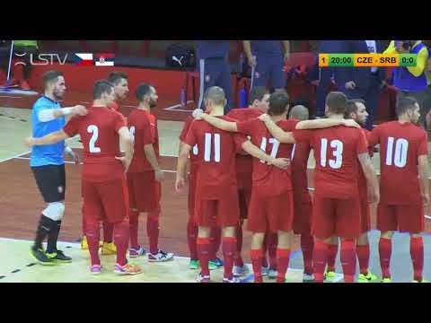Češka - Srbija 3:4 (1:1)