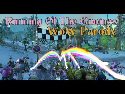 Sharm ~ Running of The Gnomes