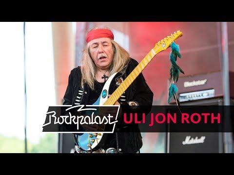 Uli Jon Roth live | Rockpalast | 2018