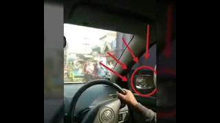 Video Aksi anarkis polisi patahkan spion mobil saat kawal rombongan moge ! MP3, 3GP, MP4, WEBM, AVI, FLV Juni 2017