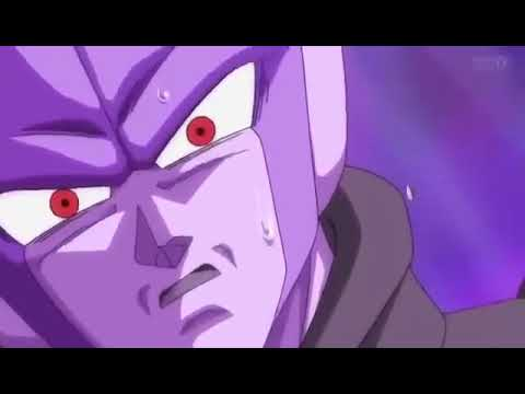 Goku King Kai Fist Vs Hit