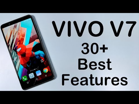 30+ Best Features Vivo V7 and Important Tips and Tricks