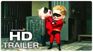 Video INCREDIBLES 2 Final Trailer (NEW 2018) Superhero Movie HD MP3, 3GP, MP4, WEBM, AVI, FLV Juni 2018