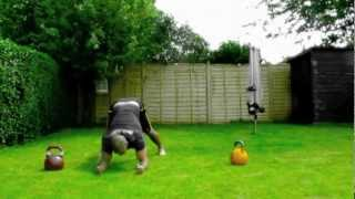 Home Kettlebell Training by Leeds Strength Coach & Personal Trainer