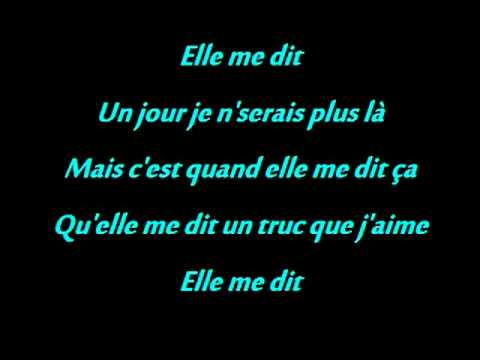 , title : 'Mika - Elle me dit + Paroles/ Lyrics [Premier Single en Français]'