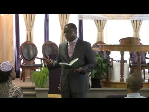 Apostolic Preaching – Communication in Marriage (Sunday School Clip)
