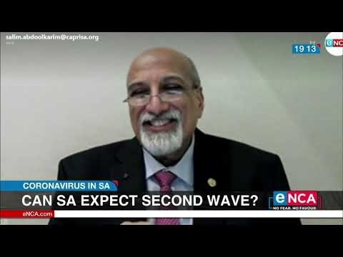 SA's new COVID-19 infection rate