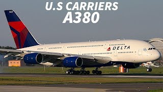 Video Why Don't U.S CARRIERS ORDER the A380? MP3, 3GP, MP4, WEBM, AVI, FLV Agustus 2018