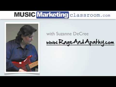 Music Marketing Classroom Review By Suzanne DeCree