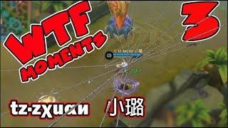 Download Video Zxuan WTF MOMENTS 3 FANNY COMPILATION | tz·zχuαи 小璐 RANK 1 FANNY | Best of Mobile Legends EPISODE 3 MP3 3GP MP4