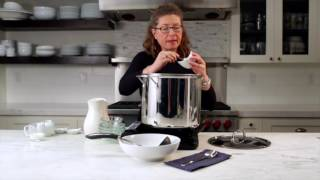 10 Quart Stockpot with Glass Cover Demo Video Icon