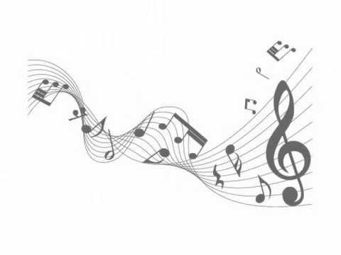 Dibujo notas musicales videos videos relacionados con for Vinilos decorativos sobre musica