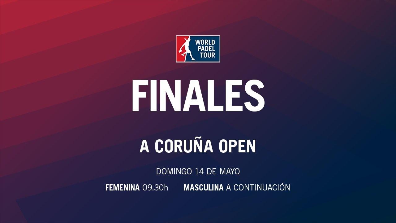 Finales A Coruña Open 2017 | World Padel Tour