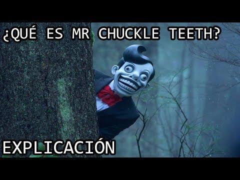 ¿Qué es Mr Chuckle Teeth? EXPLICACIÓN   Mr Chuckle Teeth de X Files y su Origen EXPLICADO