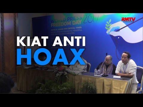 Kiat Anti Hoax