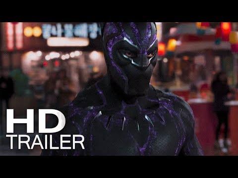 Quadrindex: Pantera Negra (Black Panther)