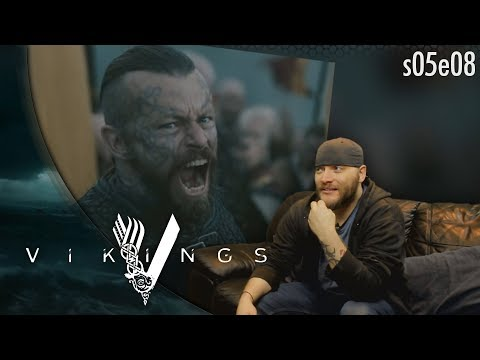 Vikings: S05e08 'The Joke' REACTION